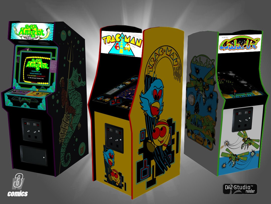 Golden age of arcade video games