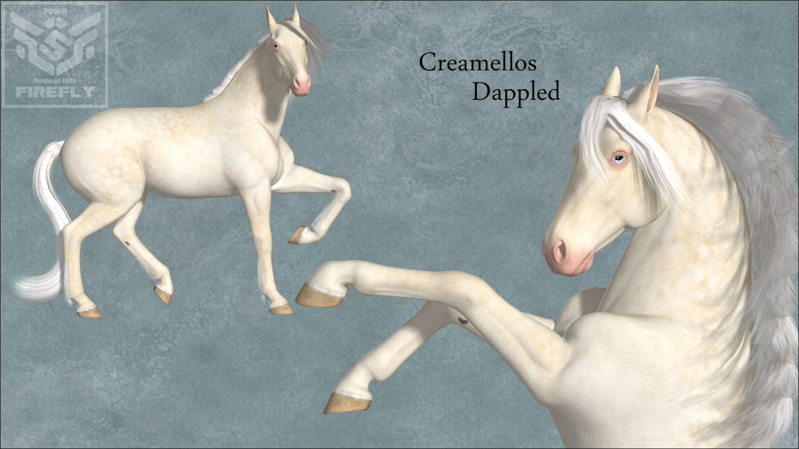The Pale Horses for the HiveWire Horse - A DreamWeaver Designs ...