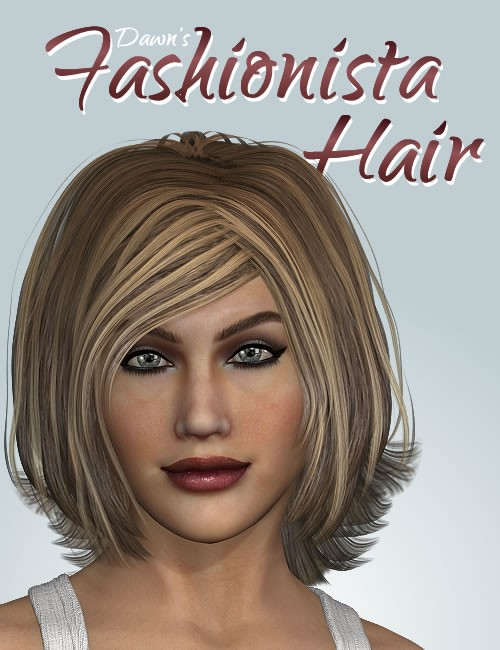 Fashionista Hair for Dawn