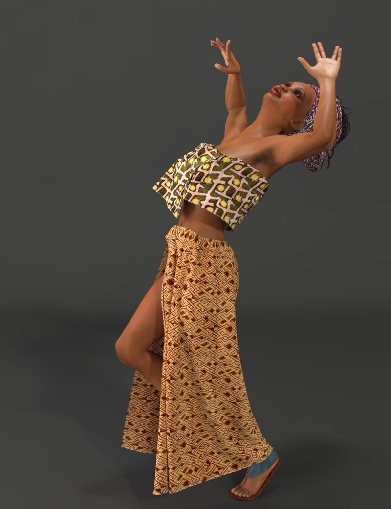 African Wear 1 for Dawn and Victoria 4