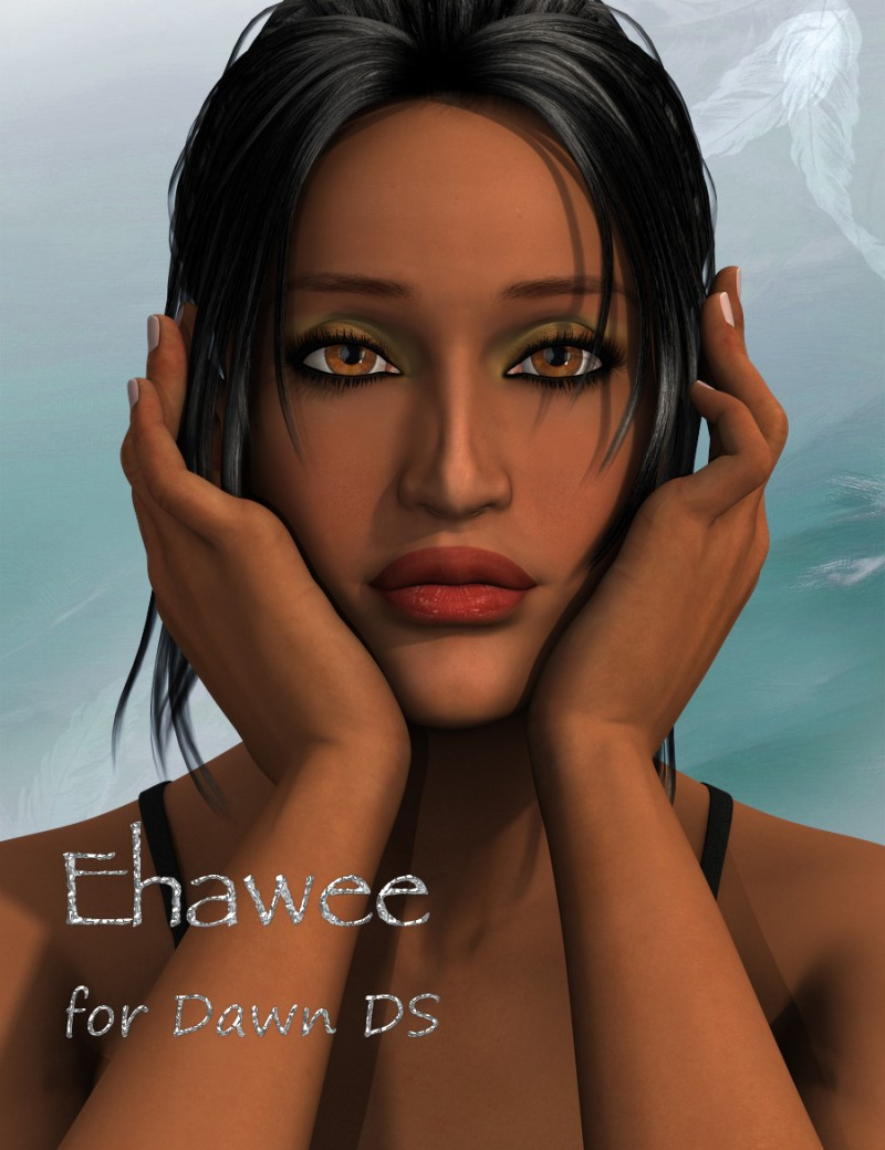 Ehawee for Dawn for DAZ Studio