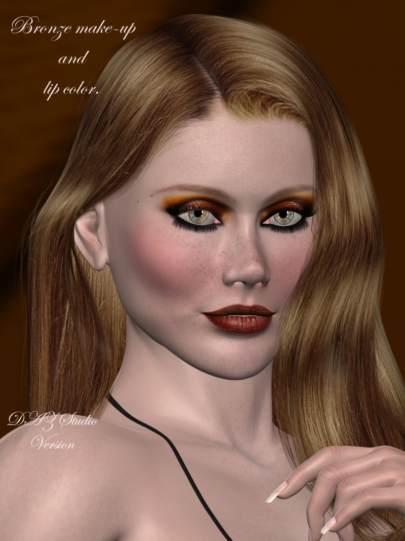FL Aurore for Dawn - DAZ Studio