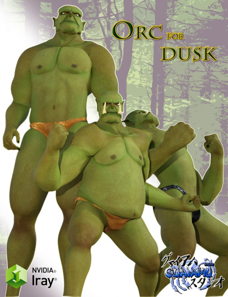 Orc for Dusk