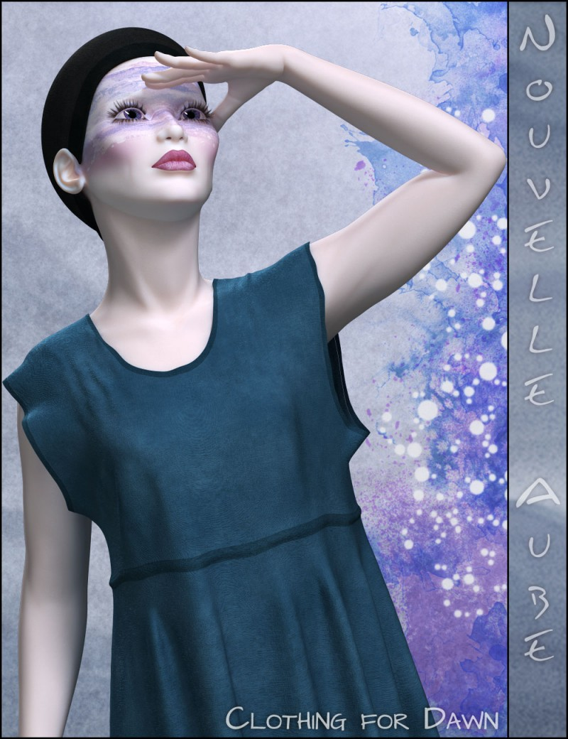 Nouvelle Aube Clothing for Dawn