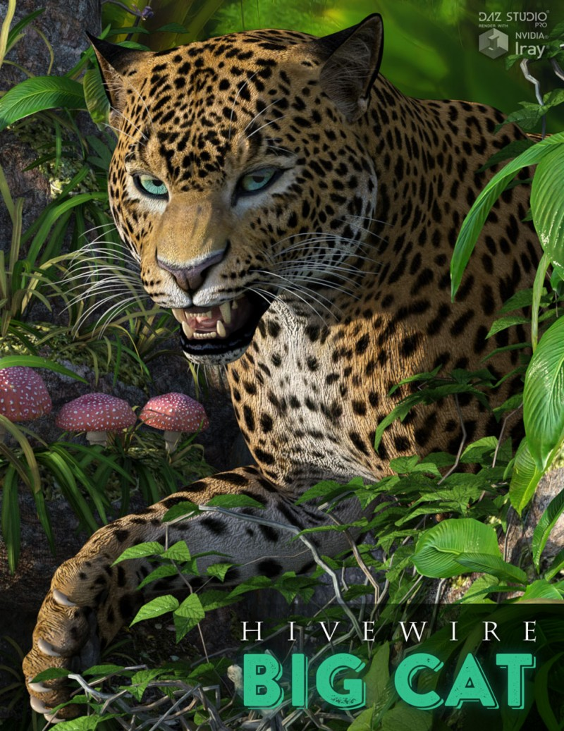 HiveWire Big Cat