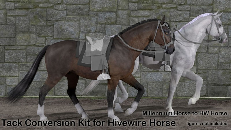 Tack Conversion Kit for HiveWire Horse