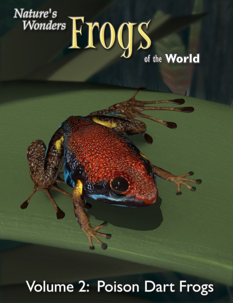 Nature's Wonders Frogs of the World Vol. 2