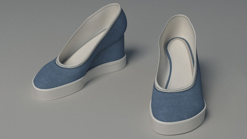 More for Casual Anabela Shoes