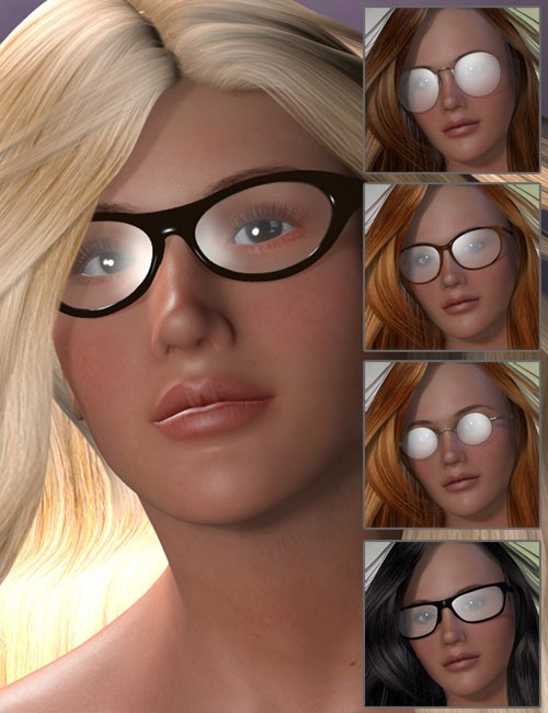 Classic Glasses for Dawn