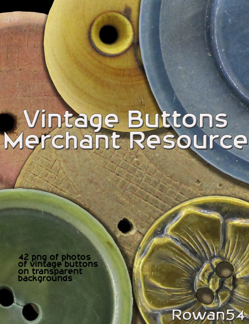 Vintage Buttons Merchant Resource