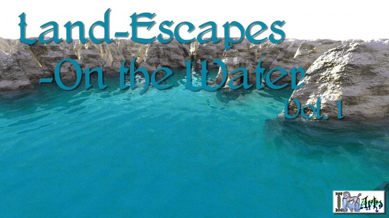 Land-Escapes - On the Water Vol. 1