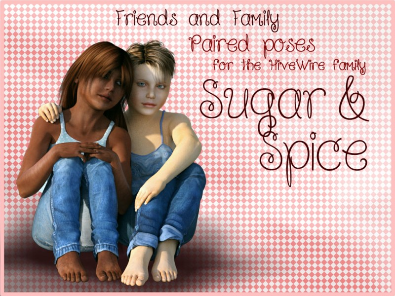 Friends and Family - Sugar and Spice