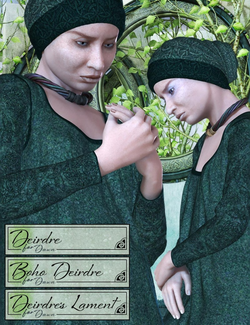 Dierdre for Dawn Value Stack