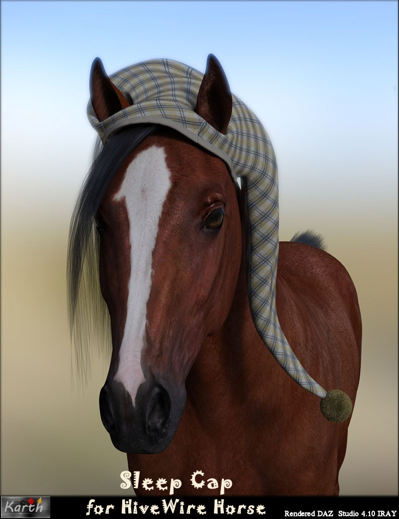Sleep Cap for the HiveWire Horse