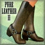Pure Leather Expansion Pack II - Smooth (Poser)
