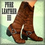 Pure Leather Expansion Pack III - Wrinkled (Poser)
