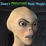 Dawn's Creature Heads