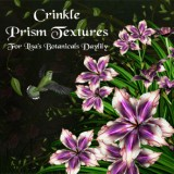 Crinkle Prism Textures for Lisa's Botanicals Daylily