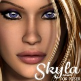 Skyla for Dawn - Poser