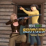 HiveWire 3D Shotgun Value Stack