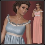 Dynamics 21 for Dawn - Regency Frills