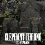 Elephant Throne