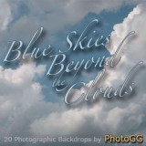 Blue Skies Beyond The Clouds