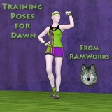 Training Poses for Dawn