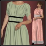 Dynamics 24 for Dawn - Tadema Dress
