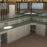 Verde Marrone for Bathroom
