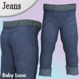 Jeans for Baby Luna