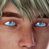Eye Colors Add On for Axel for Dusk