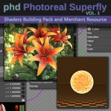phd Photoreal SuperFly vol 1