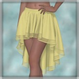 Cha Cha Skirt for Dawn