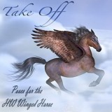 Take Off Poses for the HiveWire Horse