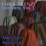 Fabric Frenzy-Leathers Vol. 1 PBR Textures & Poser Shaders MR