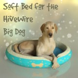 Soft Bed for the HiveWire Big Dog