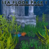 Sea Floor Pack 1