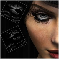 Merchant Essentials Eyelashes for Dawn