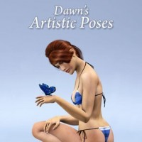 Artistic Poses for Dawn