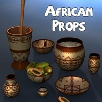 African Props
