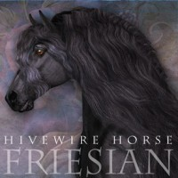 HiveWire Horse - Friesian