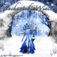 Enchanted Winter Backgrounds