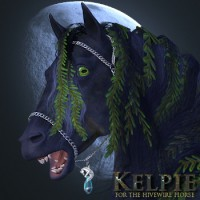 Kelpie for the HiveWire Horse