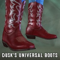 Dusk's Universal Boots