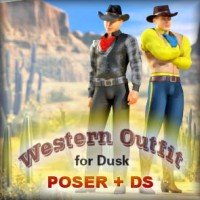 Western Outfit for Dusk