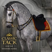 Classic Tack for the HiveWire Horse