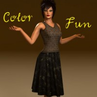 Color Fun for Dynamic Skirts 1 and 2