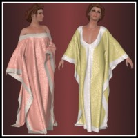 Dynamics 18 for Dawn - Robes