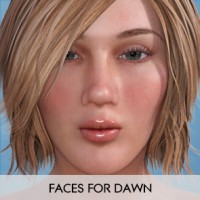 Faces for Dawn